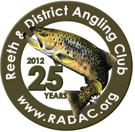 Reeth and District Angling Club RADAC. Swaledale River, North Yorkshire
